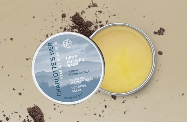 Charlotte's Web CBD Topicals balm_lifestyle