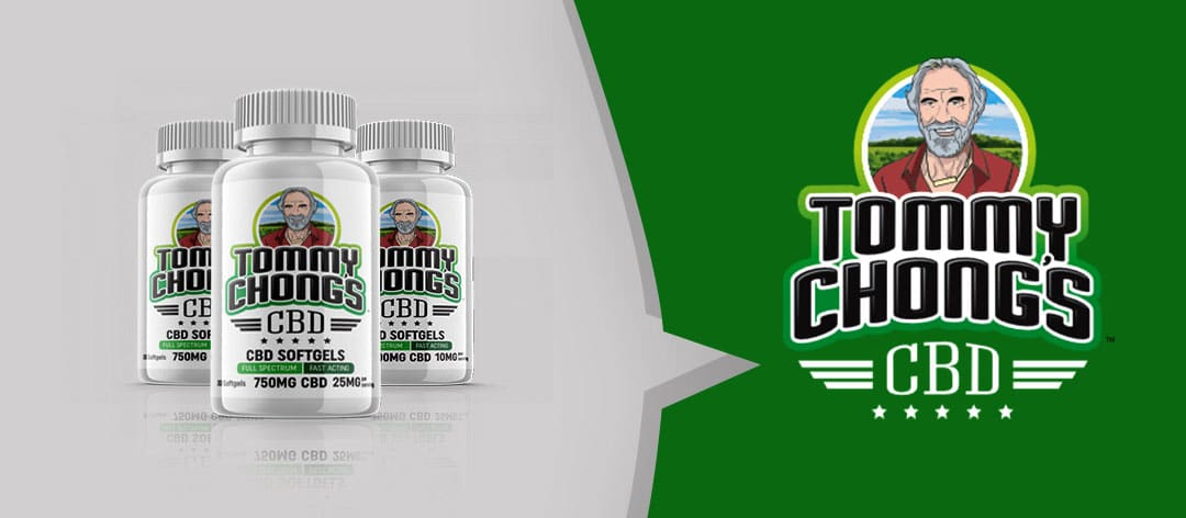 tommy chong cbd capsules brand page