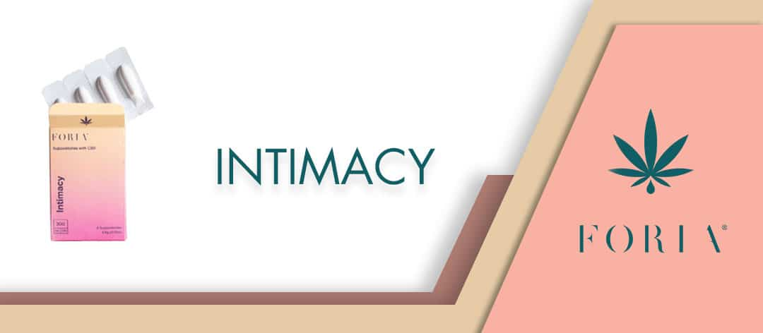 intimacy suppositories brand page banner