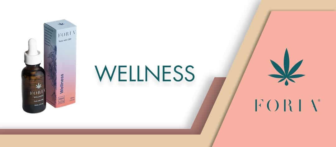 wellness oil brand page banner
