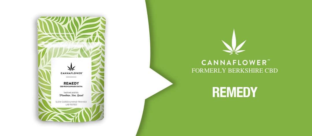 cannaflower remedy flower banner
