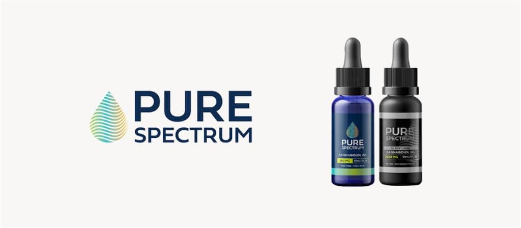 pure spectrum brand image banner